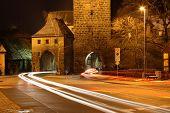 Nuremberg door Neustadt Aisch/Bavaria
