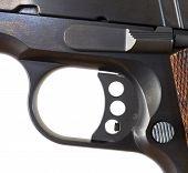 Skeletonized Handgun Trigger