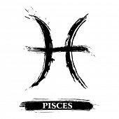 Pisces symbol