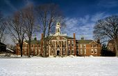 Biblioteca do Memorial de Baker, Dartmouth College