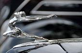 Famous 1934 Buick Hood Ornament