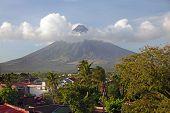 Mount Mayon Volcano