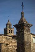 Collegiate Sta. Maria De La Asuncion. Medinaceli, Soria. Spain