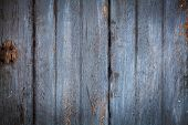 pic of rusty-spotted  - Grunge wood texture background old panel - JPG