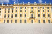 foto of schoenbrunn  - Vienna Austria  - JPG