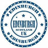 Edinburgh-stamp