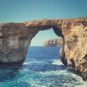 pic of gozo  - Azure Window - JPG