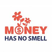 Text Money Does Not Smell