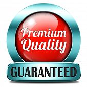 Premium product label stamp sticker red icon or button top quality guaranteed best choice