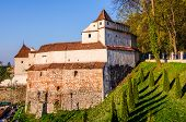 Brasov Old Fortification Tower-weavers Bastion