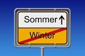 Sommer - Winter