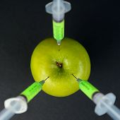 Genetic Green Apple