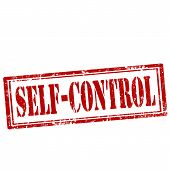 Self-control-stamp