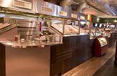 Pizzeria Counter