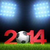 3D - Football - 2014 V
