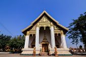 Pha That Luang Monument, Vientiane