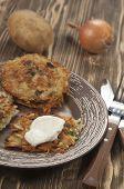 Potato Flapjack (draniki)