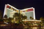 The Mirage Hotel Casino in Las Vegas