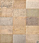 Antique Handwritten Mail.