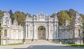 Gate Dolmabahce