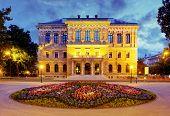 Zrinjevac Park In The City Of Zagreb, Croatia