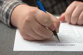 Signing A Employment Agreement