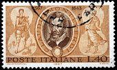 Claudio Monteverdi Stamp