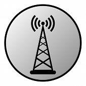 Transmitter Button