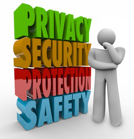 picture of personal safety  - Privacy - JPG