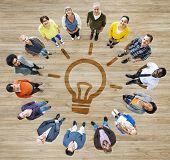 Ideas Concept Design Process Solution light Bulb Vision Concept