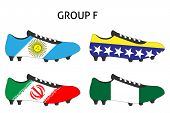 Brazil Cup Cleats Group F