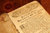Old German Prayer Book