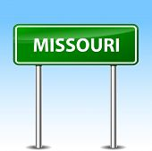 Missouri Green Sign