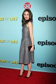 LOS ANGELES - JAN 5:  Emmy Rossum at the Showtime Celebrates All-New Seasons Of