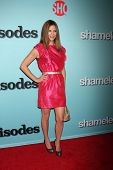 LOS ANGELES - JAN 5:  Andrea Savage at the Showtime Celebrates All-New Seasons Of