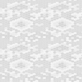 Snake skin texture. Seamless pattern gray  background. Vector