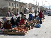 Market, Bolivia