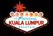 pic of malaysia  - Welcome to Kuala Lumpur  - JPG