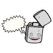 cartoon lighter