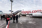 Pegasus Boeing 737-800 Airplane