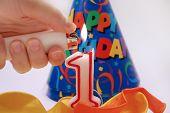 Постер, плакат: Празднование дня рождения 6