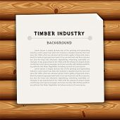 picture of timber  - Timber Industry Background - JPG
