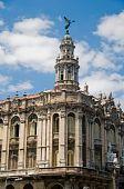 Gran Teatro de La Habana, Cuba.
