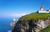 stock photo of land-mass  - Cabo da Roca  - JPG