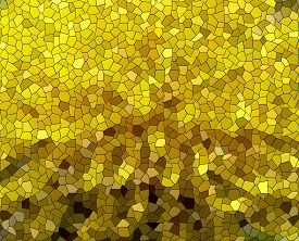 picture of errat  - Abstract background of yellow small pieces mosaic - JPG