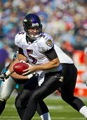 NFL: 21 de Nov Baltimore Ravens Vs Panteras de Carolina