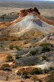 pic of bottomless  - the beautiful breakaways at coober pedy in australia - JPG