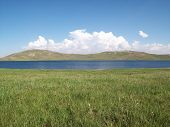 foto of karakoram  - The Deosai National Park is located in Astore valley and partly in Skardu of Gilgit - JPG