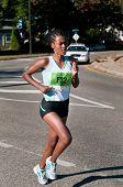 Serkalem Abrha - 2010 Medtronic Twin Cities Marathon