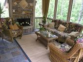 Luxury 21 Sun Room